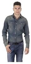 Diesel Mens Shirt Long Sleeves New-sonora.