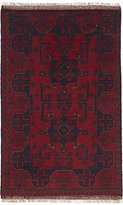 """Ecarpetgallery Hand-knotted Finest Khal Mohammadi 2'5"""" x 4'2"""" 100% Wool Traditional area rug"""