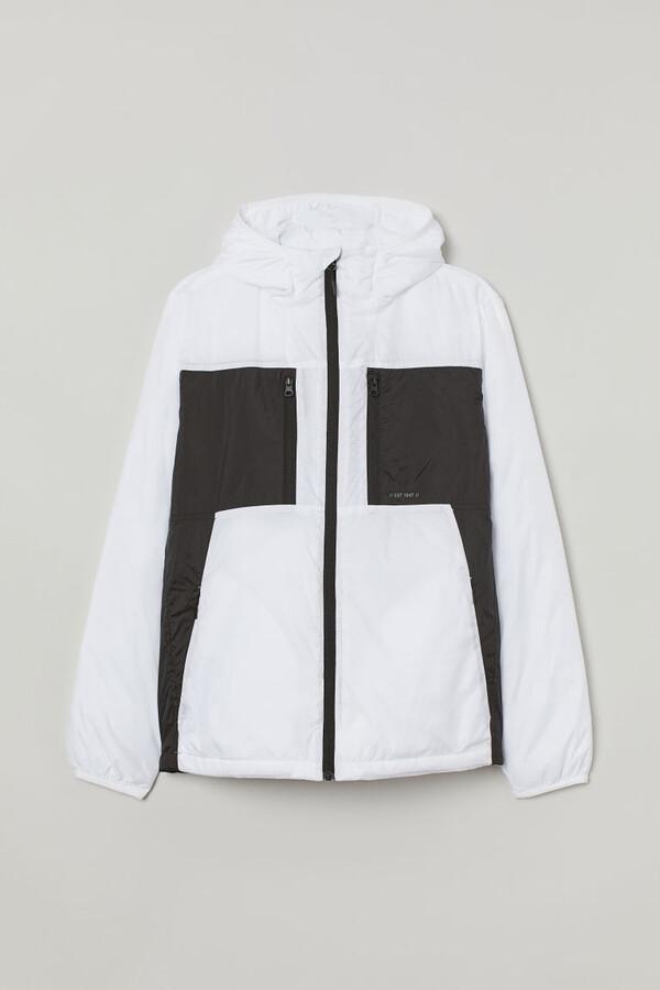 H&M Lightweight Jacket - White