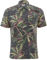 Levi's Hawaiian Shirt Dark Phantom