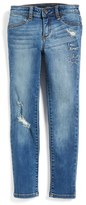 Joe's Jeans Girl's 'Mended' Jeggings