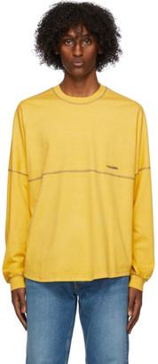 Ambush Yellow Football Long Sleeve T-Shirt
