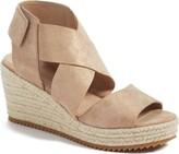 Eileen Fisher 'Willow' Espadrille Wedge Sandal