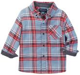 Andy & Evan Plaid Shirt (Baby Boys)
