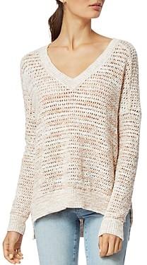 Habitual Vera V-Neck Popover Sweater