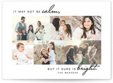Minted Sure is Bright Christmas Photo Cards