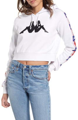 Kappa LA Berry Logo Hoodie