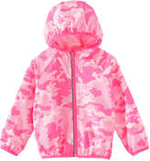 Joe Fresh Toddler Girls' Windbreaker, Pink (Size 4)