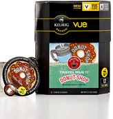 Keurig 9349 Travel Mug VueCup Portion Packs, 12 Count Coffee People Donut Shop