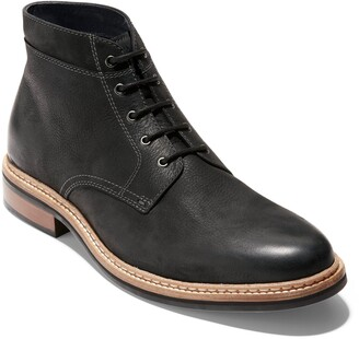 Cole Haan Franklin Grand Waterproof Plain Toe Boot