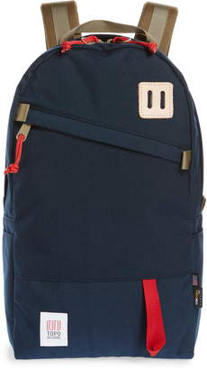 Topo Designs Canvas & Leather Daypack