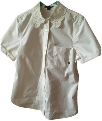 Louis Vuitton \N Ecru Cotton Tops