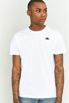 Kappa Raith White Logo T-shirt