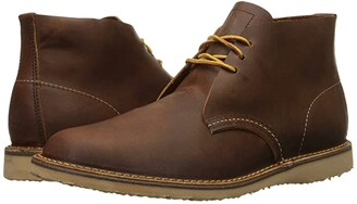 Red Wing Shoes Weekend Chukka (Hawthorne Muleskinner) Men's Lace-up Boots
