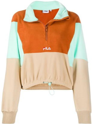 Fila Colour-Block Sweatshirt