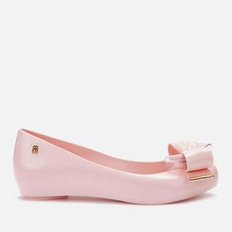 Melissa Women's Ultragirl Sweet 22 Ballet Flats - Light Pink