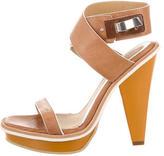 Rag & Bone Leather Platform Sandals