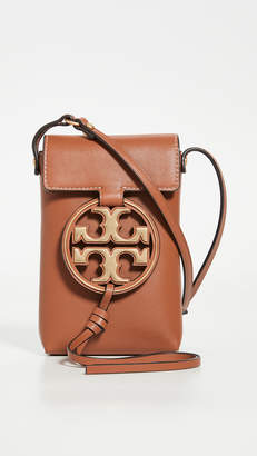Tory Burch Miller Metal Phone Crossbody