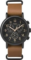 Timex Weekender Unisex Chrono Watch