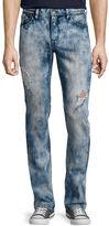 J CROWN J Crown Slim Straight Jeans