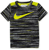 Nike Little Boys 4-7 Dri-FIT Legacy Graphic Short-Sleeve Tee