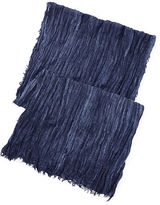 Polo Ralph Lauren Crinkled Cotton Scarf