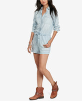 Denim & Supply Ralph Lauren Cotton Chambray Romper