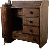 Rejuvenation Rustic Cobbler's Bench c1875