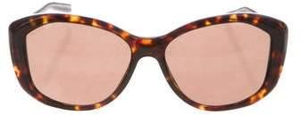 21d49fe09b Burberry Women s Cat Eye Sunglasses - ShopStyle