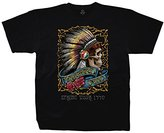 Liquid Blue Men's Grateful Dead Spring Tour '90 T-Shirt