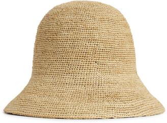 Arket Raffia Straw Hat