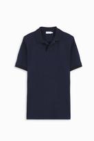 Sunspel Buttonless Polo Shirt