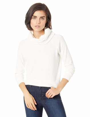 Cupcakes And Cashmere Women's Luca Emily's Favorite Cowl Neck Raglan