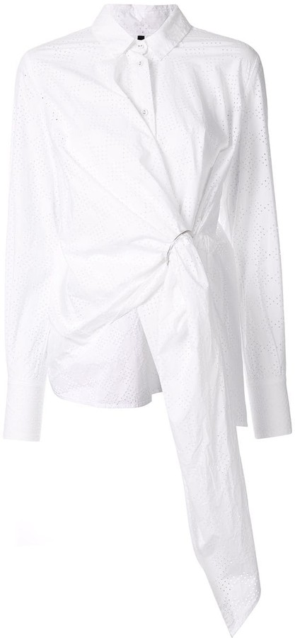 Taylor Interweave fitted shirt