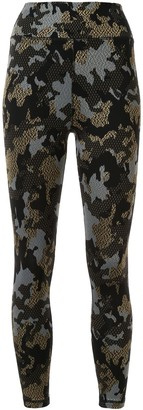 The Upside Camouflage Leggings