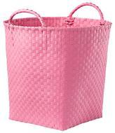 Baby Essentials Strapping Floor Bin (Pink)