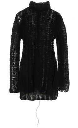 Ann Demeulemeester Turtleneck Knitted Sweater