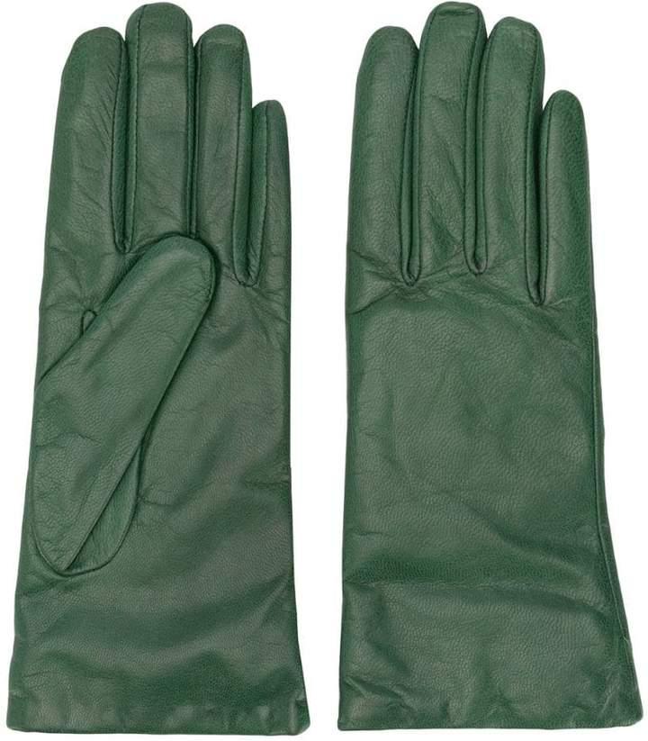 cfafba52bac Green Leather Gloves - ShopStyle UK