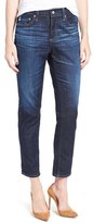 AG Jeans 'The Beau' High Rise Slouchy Skinny Jeans