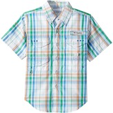 Columbia Kids - Super Bonehead S/S Shirt Boy's Short Sleeve Button Up