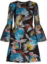 Mary Katrantzou Ligretto Jacquard Dress