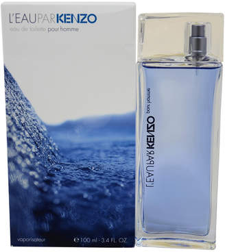 Kenzo Men's Leau Par 3.4Oz Eau De Toilette Spray