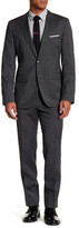 HUGO BOSS Regular Fit Johnston Lenon Wool Suit