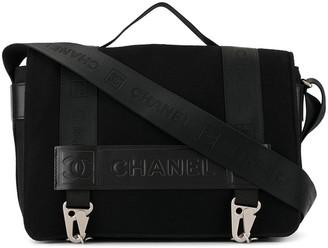 Chanel Pre-Owned Sports Line messenger bag