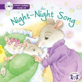 Twin Sisters Productions The Night-Night Song Padded Book & Music CD, For Your Book Worm