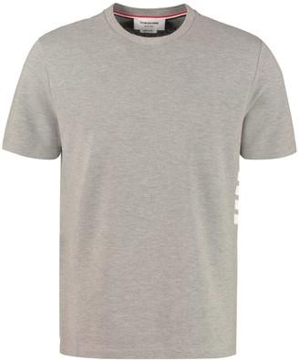 Thom Browne Cotton Pique T-shirt
