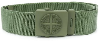 Stone Island Junior Canvas Utility Tape belt