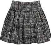 Mesh Cotton Skirt