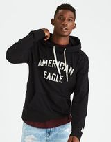American Eagle Outfitters AE Applique Graphic Hoodie