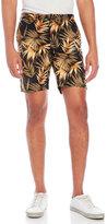 Scotch & Soda Palm Print Chino Shorts